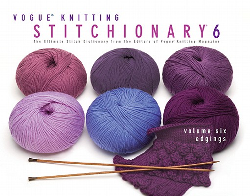 Edgings By Vogue Knitting Magazine (COR)
